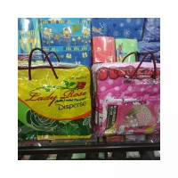 Bedcover Bed coverTidur Bedcover Lady Rose Queen Size 3D 3in1 Disperse