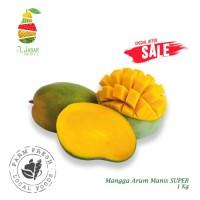 Mangga Harum Manis PREMIUM 1Kg / Mangga Arum Manis / Buah Mangga /