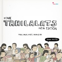 Komik Tahilalats New Edition 100% Original
