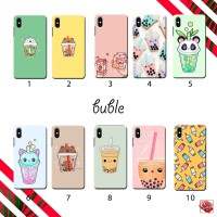 Custom Case Casing Hp HARD CASE Fullprinting Buble all type