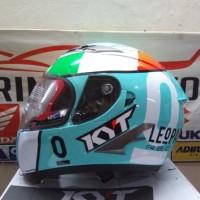 Helm Helm Kyt Vendetta Ii Leopard Locatelli Se World Class Helmet