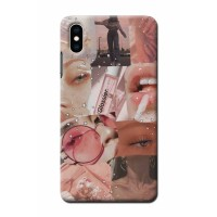 Custom Case HARD CASE 3D fullprinting aesthetic girl all type hp