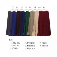 Celana Kulot Plisket Anak Celana Panjang Anak Perempuan