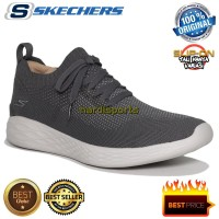 Sepatu Sneaker Pria Skechers Go Strike Altitide 54210-CHAR - Charcoal