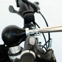 Bel Terompet Klakson Keong Suara Kencang Untuk Sepeda Vintage Retro