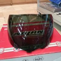 Promo Visor Helm Nolan N104 Dark Green Limited