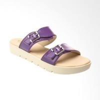 Sandal Casual Wanita Carvil GLAZY 02L Purple