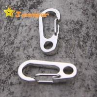 ✡Jenni✡Alloy Carabiner Camp Snap Clip Hook Keychain Keyring