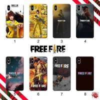 Custom Case Casing Hp HARD CASE FullPrint Freefire FF ALL TYPE