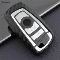3 Cover Pelindung Kunci Mobil untuk BWM 1 4 5 6 7 Series F10 f20 F0