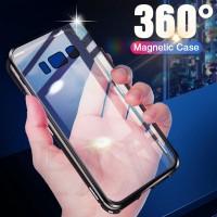 Casing Hard Case Samsung Galaxy S8 Plus S7 Edge Note 9 8 dengan