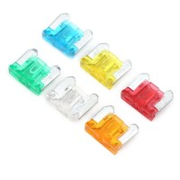 120Pcs 5A-30A Assortment Micro Mini Blade Fuse Set Kit For Car Auto