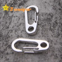 Tool ✡Jenni✡Alloy Carabiner Camp Snap Clip Hook Keychain Keyring