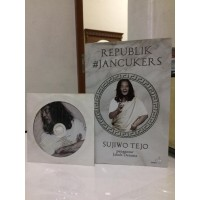 ORIGINAL Buku Sujiwo Tejo Republik Jancukers + CD