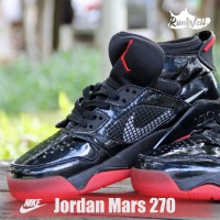Nike Air Jordan Mars 270 - Black Red