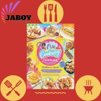 Stock terbatas 'Fun Cooking with Yackikuka Limited