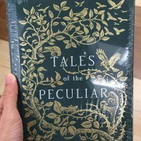 Unik Tales of the Peculiar (Hard Cover) - Ransom Riggs Berkualitas