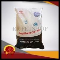 Promo Pasir Kucing Gumpal Bentonite Cat Litter 20 Kg - Top Cat Litter