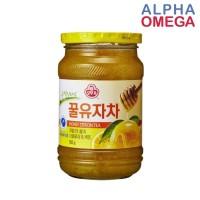 Promo KUL YUJA CA HONEY CITRON TEA 500gr - SIRUP SARI BUAH CITRUS