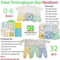 Termurah Perlengkapan Bayi Baru Lahir Baju Bayi Pakaian Baju SNI