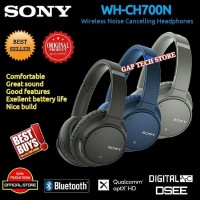 Sony WH CH700N / CH 700N Noise Cancelling Bluetooth Headphone Original
