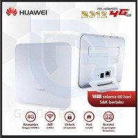 Home Router Wifi Huawei B312 4G LTE Modem MiFi Unlock All Operator