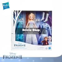 Frozen 2 Elsa Style Set Original Hasbro / Mainan Boneka Barbie Frozen