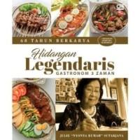 Buku 68 Tahun Berkarya 250 Resep Hidangan Legendaris Gastronom 3 Zaman
