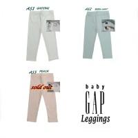 Celana Lejing leging anak perempuan Branded Baby Gap Polos Original