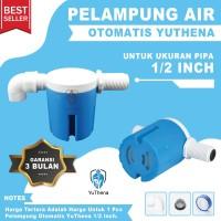Pelampung Air Kran Air Otomatis Pelampung Otomatis YuThena 1/2 inch