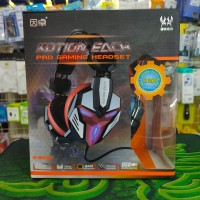 Headset Gaming Kotion each G3100 USB 7.1 Powerful Bass Professional-