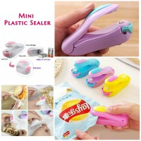 Mini Plastic Sealer / Alat Perekat Plastik Mini