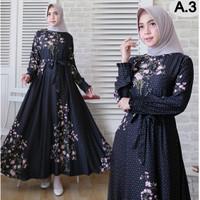 Maxi Dress Gamis Terbaru Modern Gamis Maxmara Baju Abaya Busui
