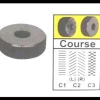 Mata Knurling Kasar -Course- Wipro 105-2 C2 harga dapat 2 psc