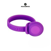 ROCKBROS MSD100 Light LED Bike Running - LED sepeda lari - Purple