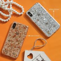 GLITTER CASE For IPHONE OPPO A3s A71 F7 F5 F1s A37 XIAOMI Redmi 5A 6A