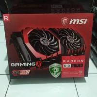 VGA MSI GAMING X RX 570 4GB BEKAS