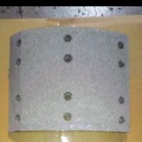 kampas rem belakang (brake linning) untuk hino lohan fm 235,lubang 12