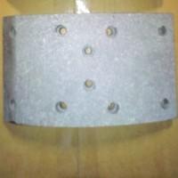 kampas rem depan (brake linning) untuk lohan fm 235,lubang 10