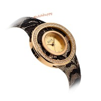 Elle EL20265S01N Ladies Fashion Watch Leather Straps 100% Original