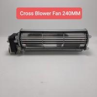 Cross Blower Fan 240MM