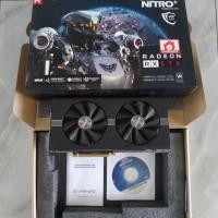 VGA RX 570 4GB SAPPHIRE Nitro + OC
