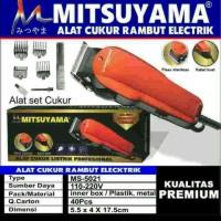 Hair Clipper Mitsuyama MS-5021 MS5021 Alat Cukur Rambut Mirip Kemei