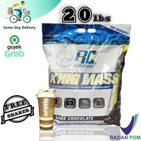 PROMO Ronnie Coleman RC King Mass 20lbs