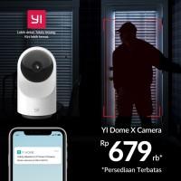 Xiaomi Xiaoyi Yi Dome X Version CCTV 1080 1080P Full HD International