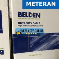 Kabel BELDEN RG59 CCTV Cable with Power