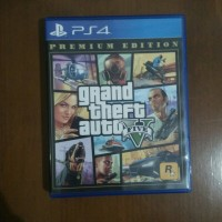 BD Kaset PS4 GTA V Grand Theft Auto 5