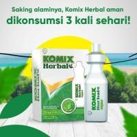 Obat batuk KOMIX HERBAL ORIGINAL