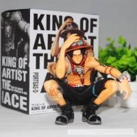 Action figure One Piece Portgas D. Ace KOA King of Artists bootleg