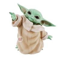 Action figure cute Baby Yoda mini trend culture sanix Mandalorian